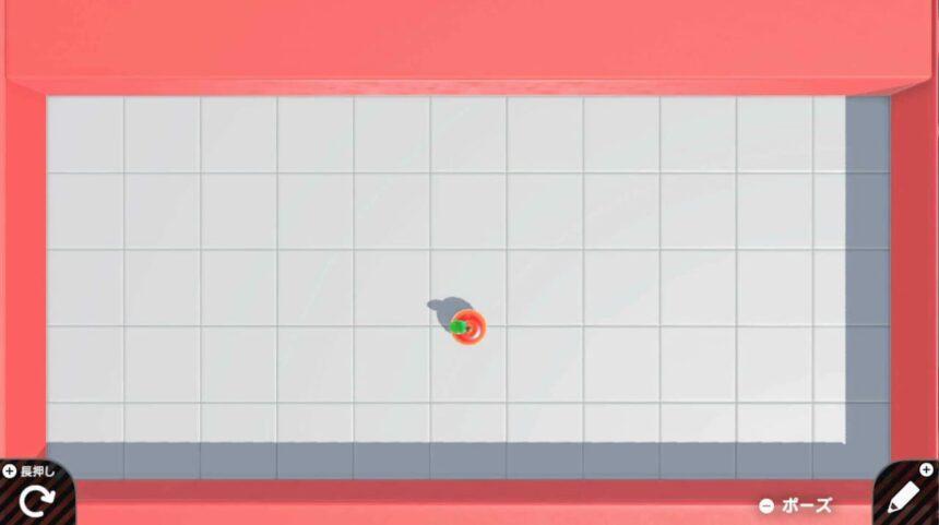 コロコロボールのステージを作る-2