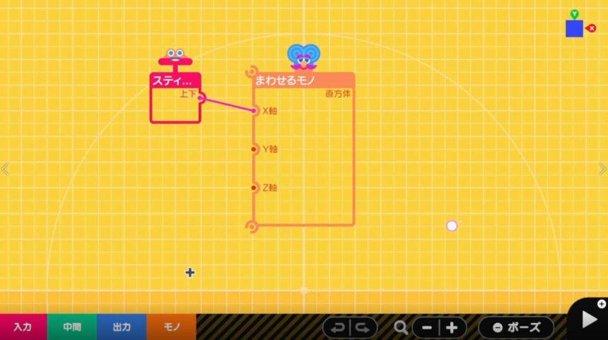 回る直方体の正体はまわせるモノノードン
